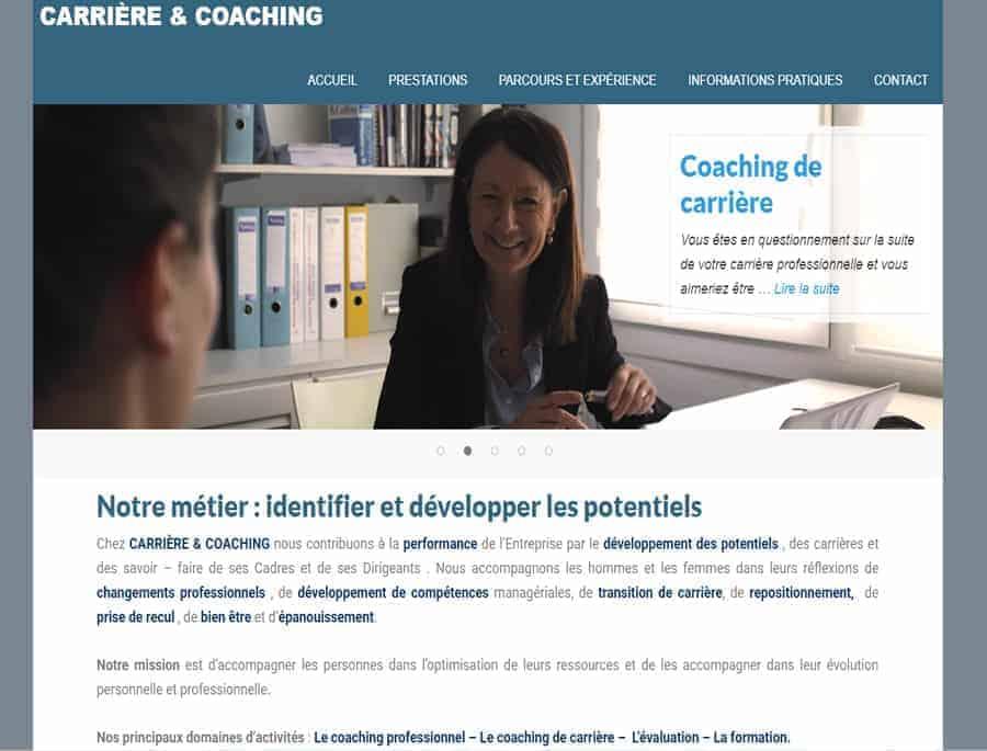 Carrière et coaching