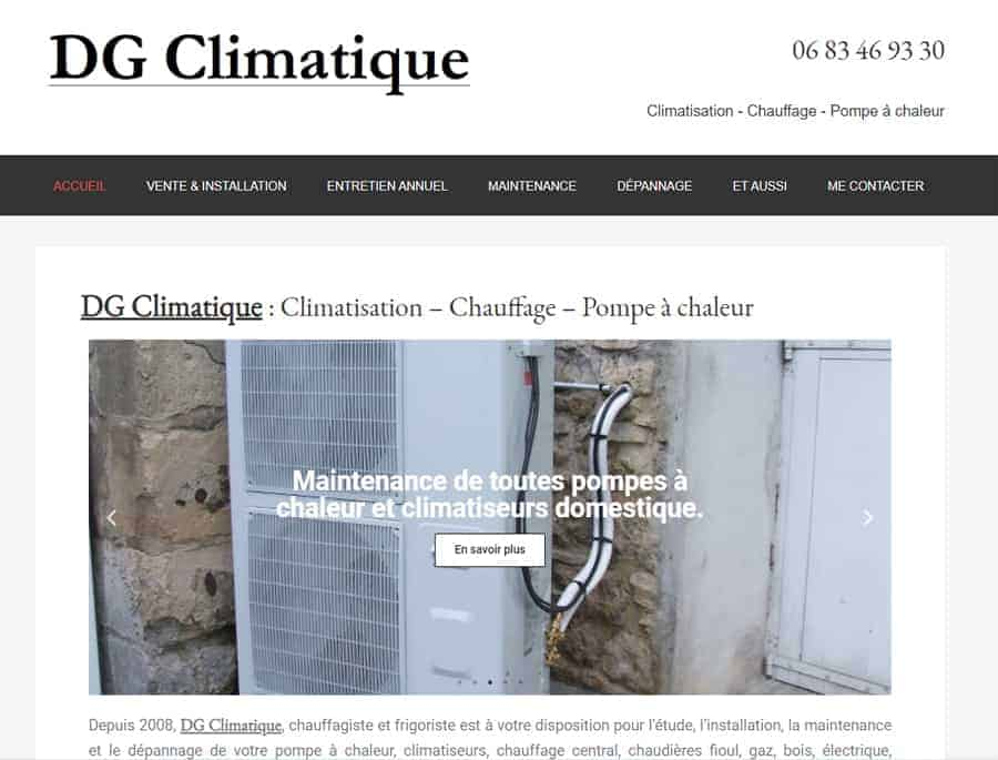 DG Climatique