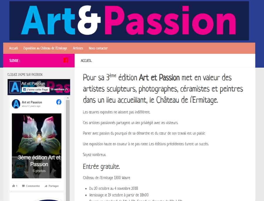 Art Et Passion