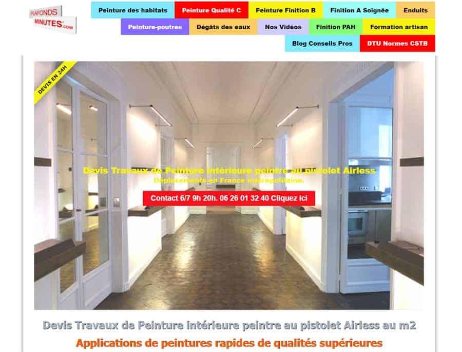 Plafonds Minutes
